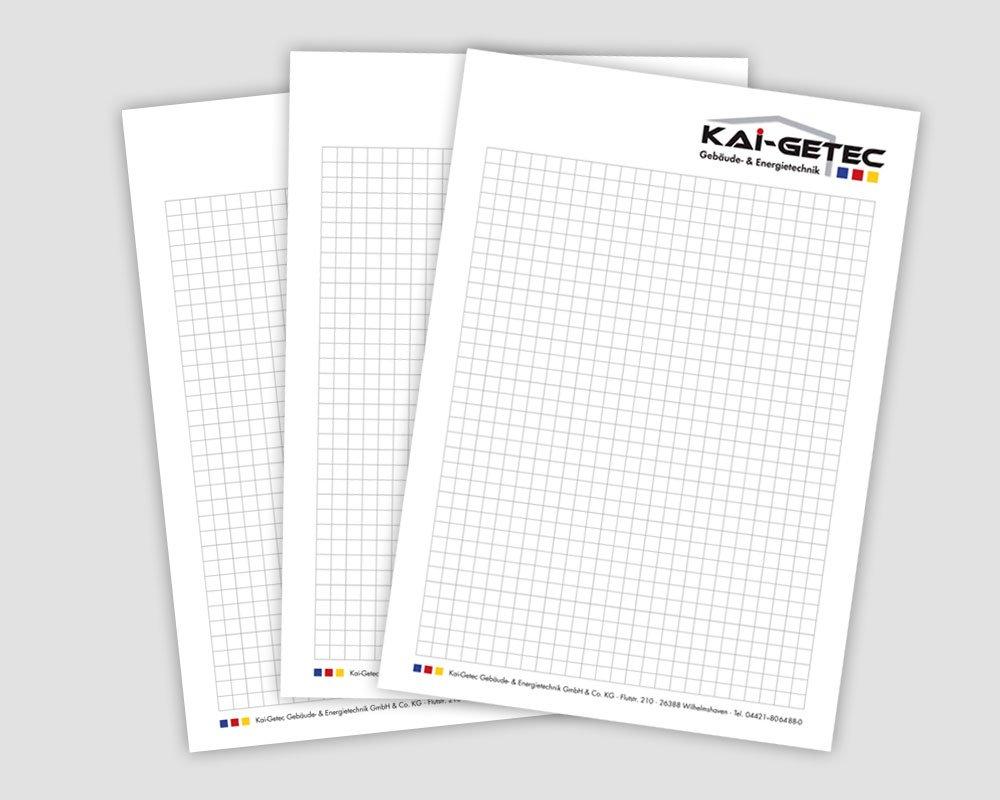 JD Designstudio | Werbeagentur & Webdesign | Kai Getec Notizblöcke