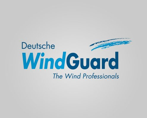 Deutsche WindGuard Logo-Design & Slogan
