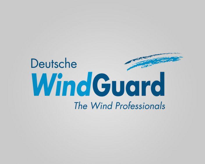 Deutsche WindGuard Logo-Design & Slogan