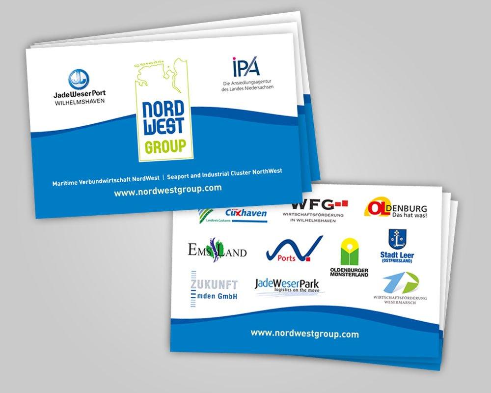 JD Designstudio | Werbeagentur & Webdesign | NWG Visitenkarten