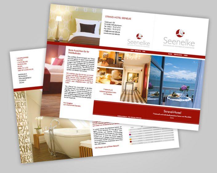 Hotel Seenelke Image-Flyer