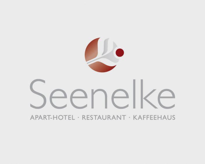 Hotel Seenelke Logo-Redesign