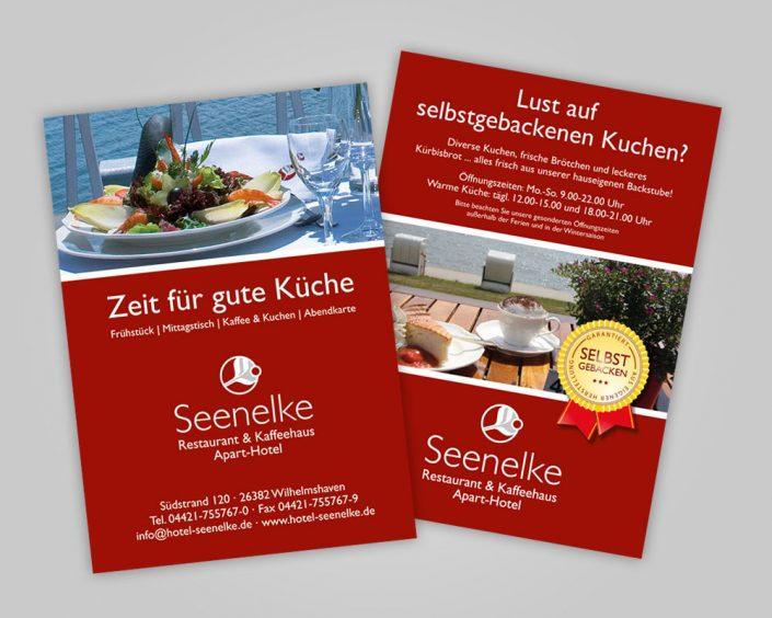 Hotel Seenelke Flyer