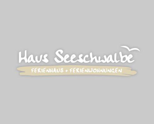 Haus Seeschwalbe Logo-Design