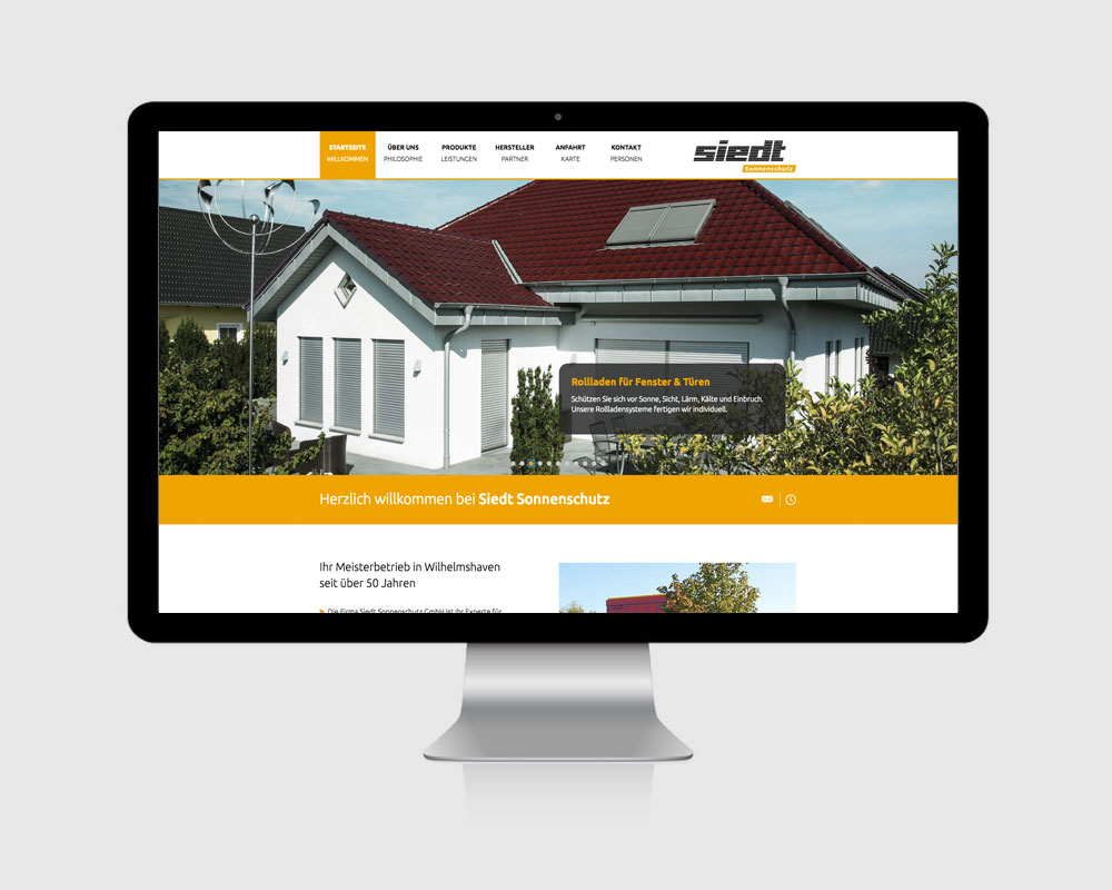 JD Designstudio | Werbeagentur & Webdesign | Internetauftritt - www.siedt.com