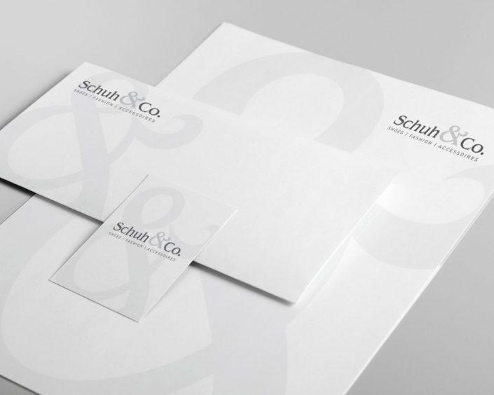Schuh & Co. Geschäftspapiere
