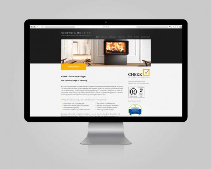 JD Designstudio | Werbeagentur & Webdesign | Chekk GmbH