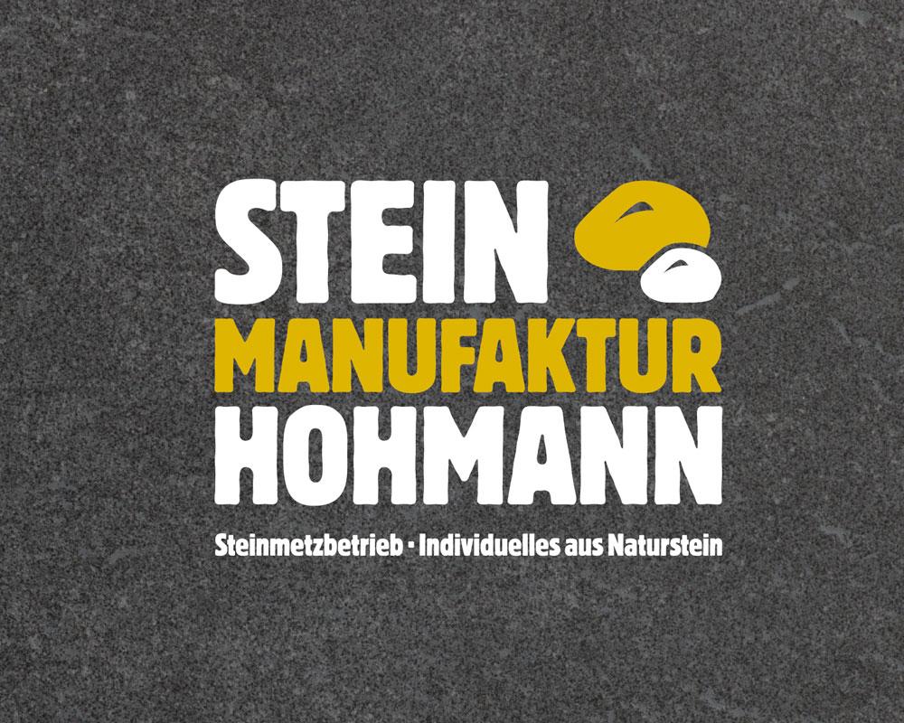 Visitenkarten | Steinmanufaktur Hohmann
