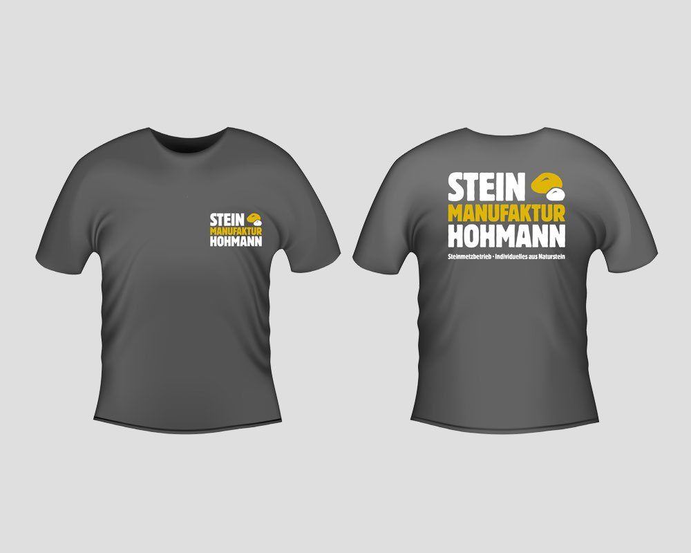 T-Shirts   Steinmanufaktur Hohmann
