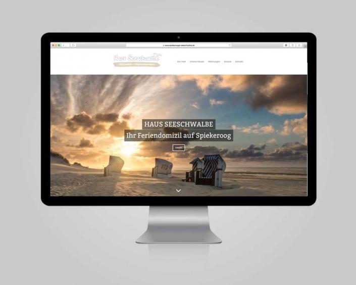 JD Designstudio | Werbeagentur & Webdesign | Haus Seeschwalbe