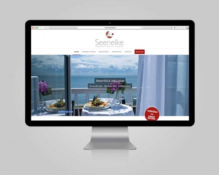 JD Designstudio | Werbeagentur & Webdesign | Hotel Seenelke