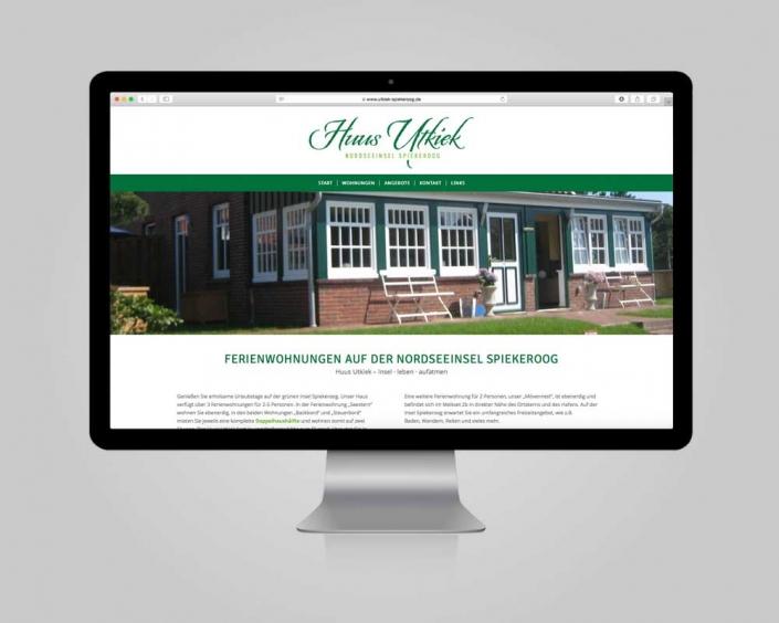 JD Designstudio | Werbeagentur & Webdesign | Haus Utkiek