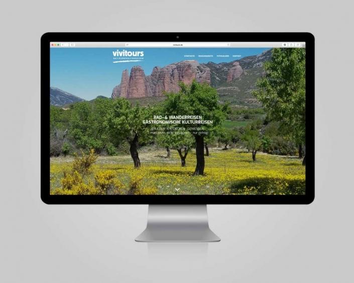 JD Designstudio | Werbeagentur & Webdesign | Vivitours