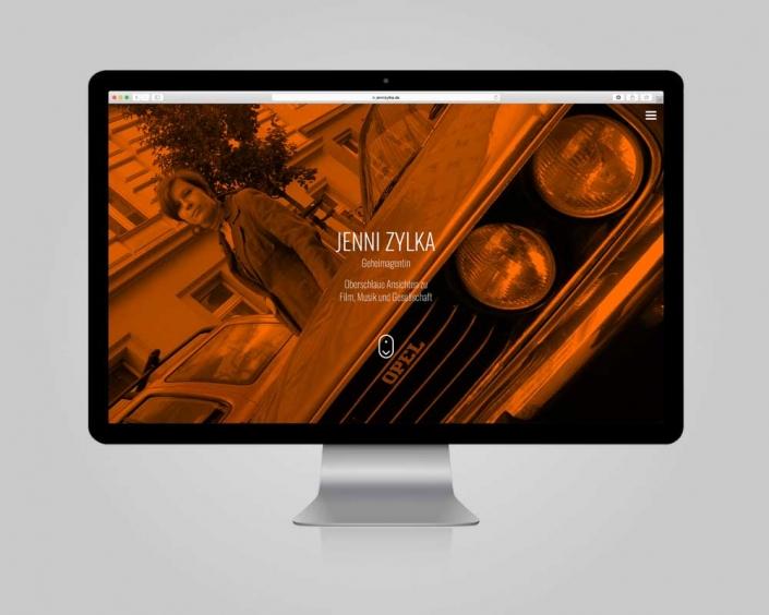 JD Designstudio | Werbeagentur & Webdesign | Jenny Zylka