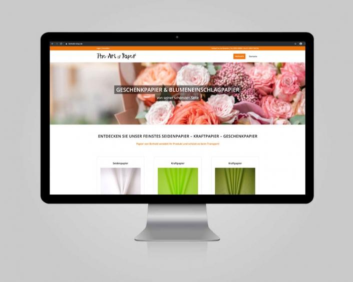 Website | Binhold GmbH