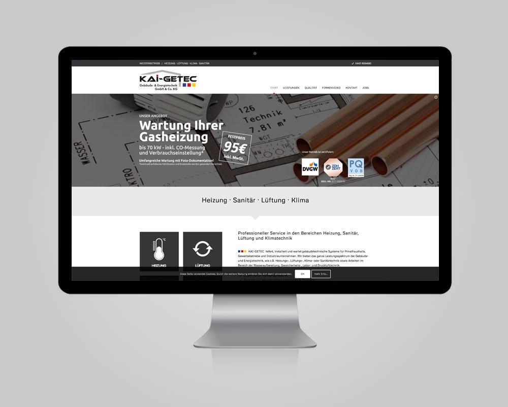 Website | Kai Getec